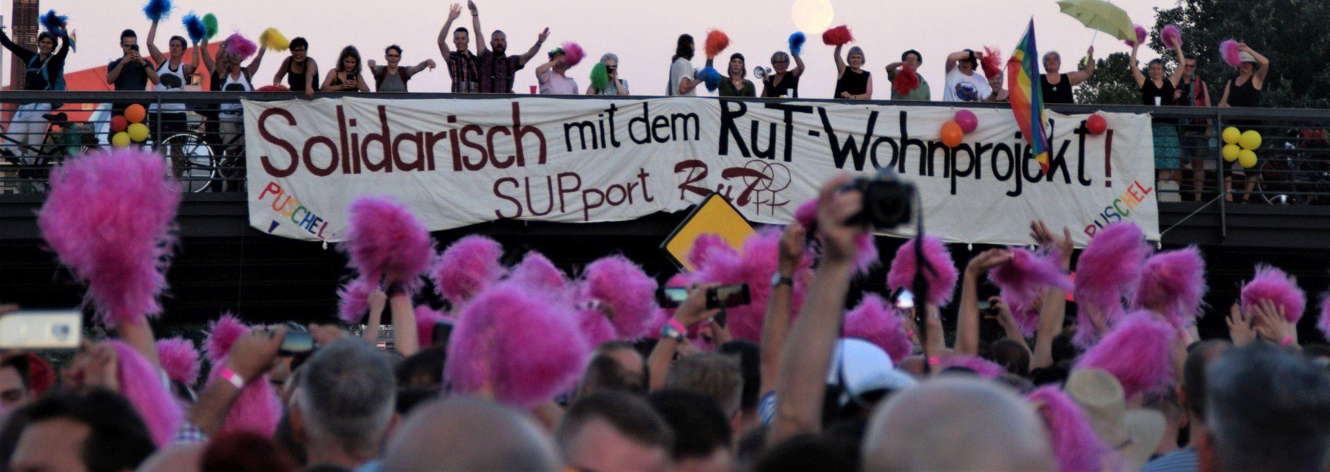 RuT FrauenKultur&Wohnen